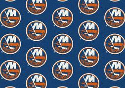 5x8 Milliken New York Islanders Sports NHL Repeat Area Rug -