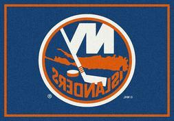 5x8 Milliken New York Islanders Sports NHL Spirit Area Rug -