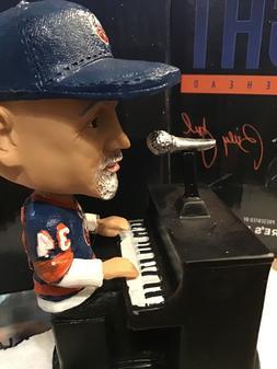 Billy Joel New York NY Islanders Bobblehead Piano Man SGA 12