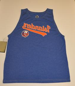 BNWT G-III New York Islanders Hitter Men's Tank Top  T-Shirt