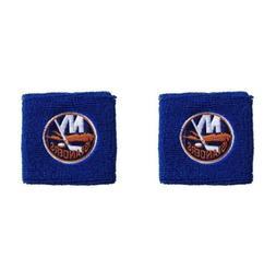 Brand New New York Islanders Wristbands Sweatbands Two Pack