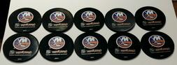 Dealers Lot of 10 x Captain Morgan NHL Puck Coasters New Yor