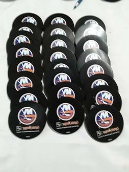 Dealers Lot of 24 x Captain Morgan NHL Puck Coasters New Yor
