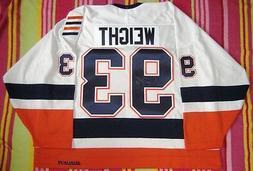 Doug Weight SIGNED new York Islanders NHL Jersey NWT Autogra