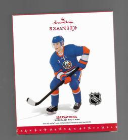 John Tavares New York Islanders Hallmark Keepsake Ornament N