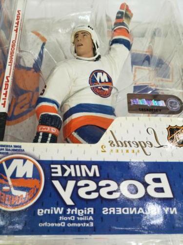 Mike Bossy - York Islanders Series Hockey
