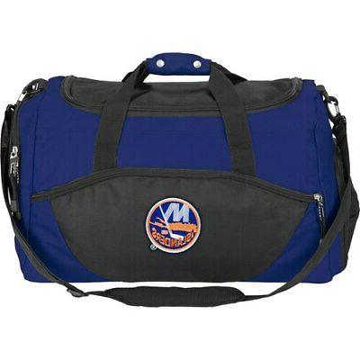 new york islanders district duffel bag