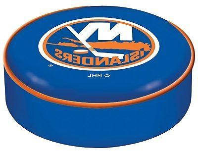new york islanders nhl bar stool cover
