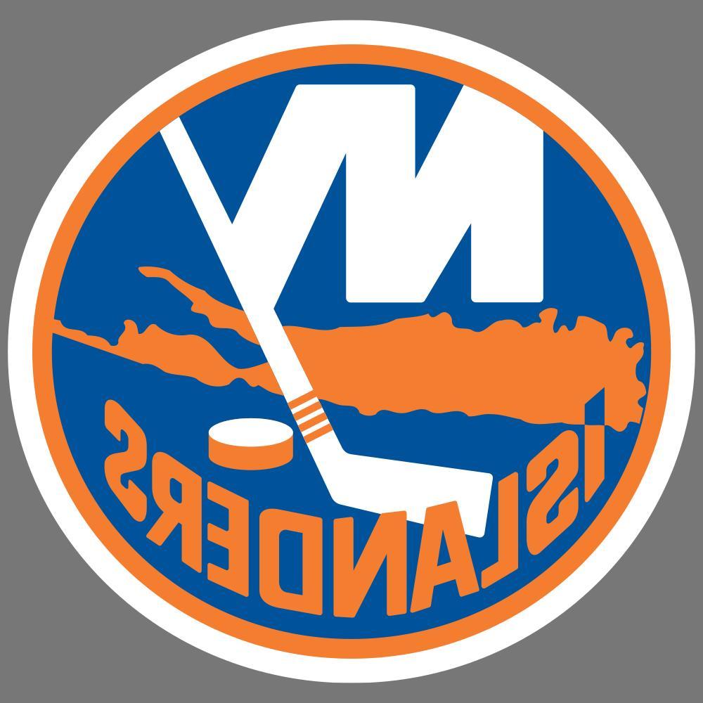 new york islanders nhl hockey vinyl sticker