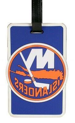 aminco New York Islanders - NHL Soft Luggage Bag Tag