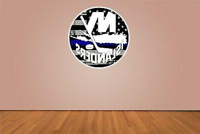 New York Thin Blue Color Die cornhole