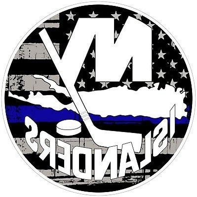 new york islanders nhl thin blue line