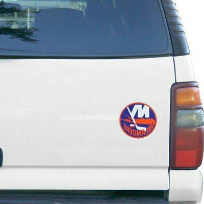 "WinCraft York Primary 6"" x Car Magnet"