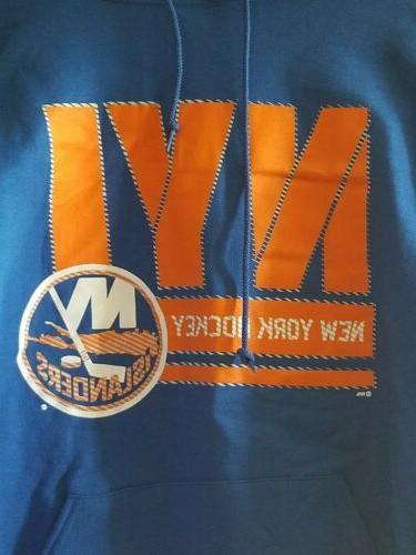 New York Islanders XL Blue