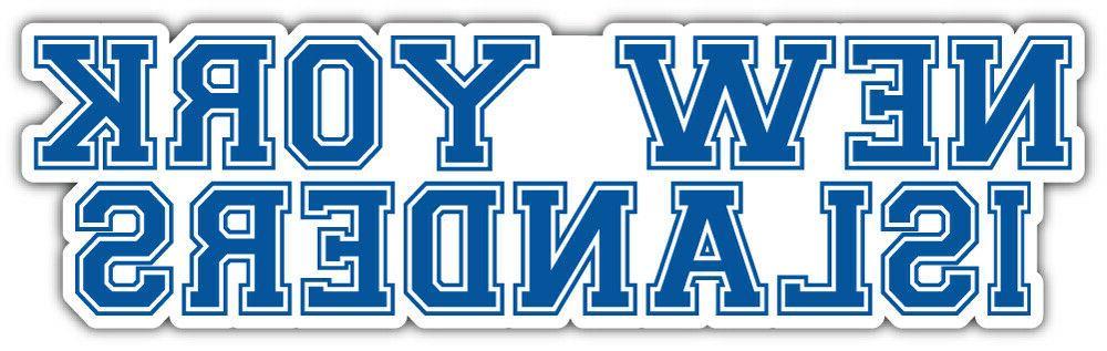 new york islanders slogan nhl sport car