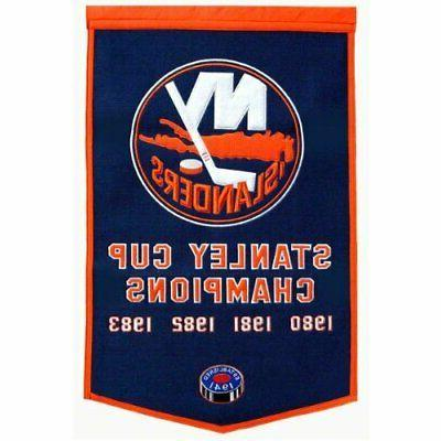 nhl new york dynasty banner