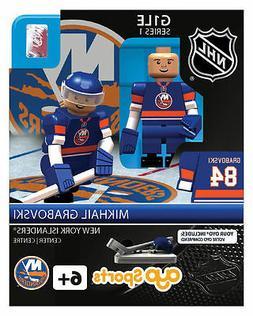 Mikhail Grabovski OYO New York Islanders Mini Figure NHL HOC