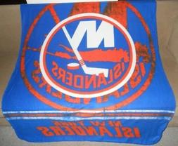 New New York Islanders Soft Fleece Throw Gift Blanket NHL Ho