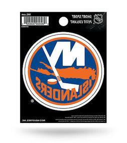 """New York Islanders 3"""" x 3"""" Die-Cut Decal Window, Car or Lapt"""