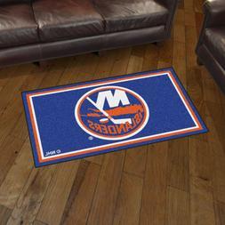 New York Islanders 3' X 5' Decorative Ultra Plush Carpet Are