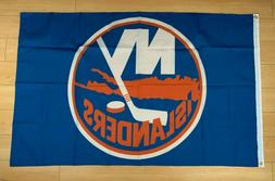 New York Islanders 3x5 ft Flag Banner NHL