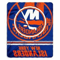 New York Islanders 50 x 60 Fade Away Blanket