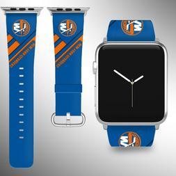 New York Islanders Apple Watch Band 38 40 42 44 mm Series 1