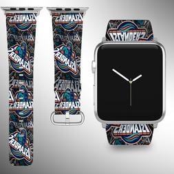 New York Islanders Apple Watch Band 38 40 42 44 mm Fabric Le