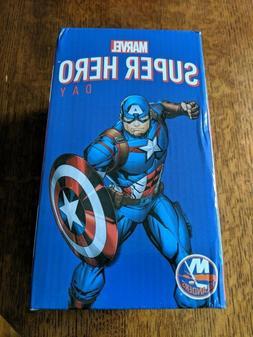 New York Islanders Captain America Bobblehead BOX - FOR BOX