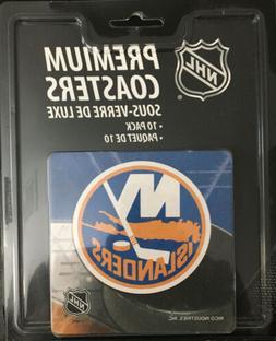 New York Islanders Coasters 10 Pack