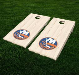 New York Islanders Cornhole Decal Vinyl NHL Hockey Car Wall