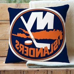 New York Islanders Custom Pillows Car Sofa Bed Home Decor Cu