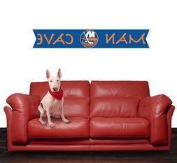 New York Islanders Decal NHL Logo Vinyl Sport Hockey Man Cav