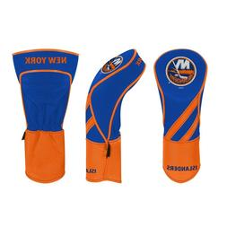 NEW YORK ISLANDERS EMBROIDERED HYBRID HEADCOVER INDIVIDUAL N