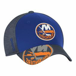 New York Islanders Reebok Hat Structured Flex Fit Cap Center