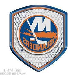 New York Islanders Hi-Intensity SHIELD Reflector Emblem Deca