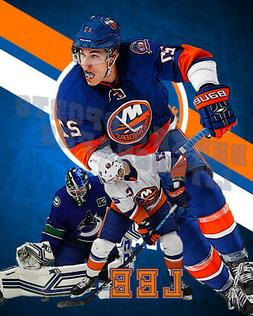New York Islanders Lithograph print of Anders Lee 2020