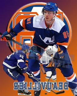 New York Islanders Lithograph print of Anthony Beauvillier 2