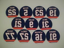 New York Islanders Magnets - Pick a player - Hockey Jersey M