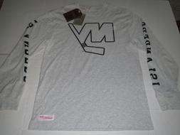 New York Islanders Mitchell & Ness Long Sleeve Shirt Mens La