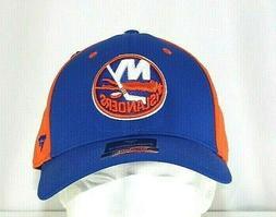 New York Islanders NHL Blue/Orange Baseball Cap Stretch Fit