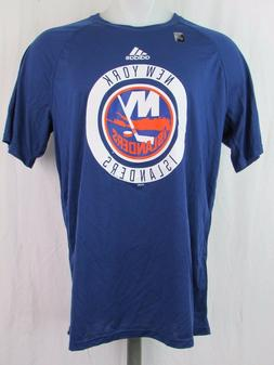 New York Islanders adidas NHL Climalite Men's Ultimate Pract