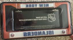 new york islanders nhl copper metal license