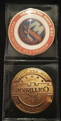 New York Islanders NHL Hockey National Law Enforcement Memor