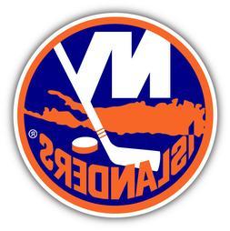 new york islanders nhl hockey round car