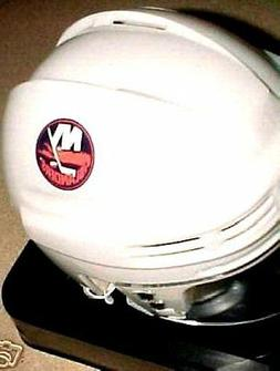 New York Islanders NHL Hockey Team Logo White SportStar Play