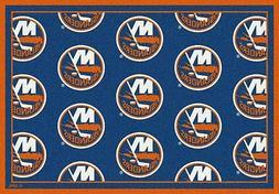 New York Islanders Milliken NHL Team Repeat Indoor Area Rug