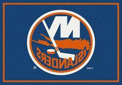 New York Islanders NHL Team Spirit Area Rug Milliken