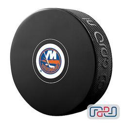 New York Islanders Official NHL Logo Souvenir Autograph Hock