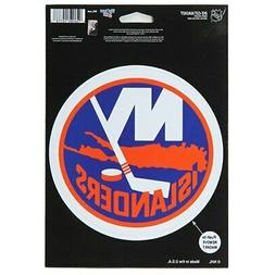"WinCraft New York Islanders Primary 6"" x 9"" Car Magnet"